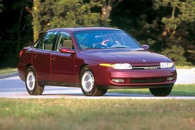 2002 Saturn L 200