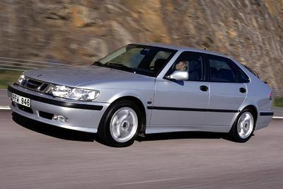 Used 2002 Saab 9-3 SE