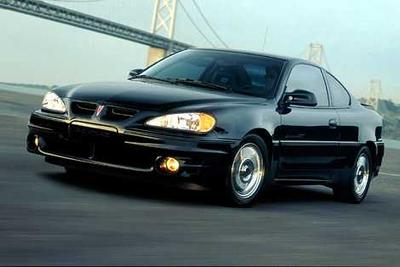Used 2002 Pontiac Grand Am GT