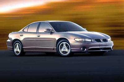 Used 2002 Pontiac Grand Prix SE