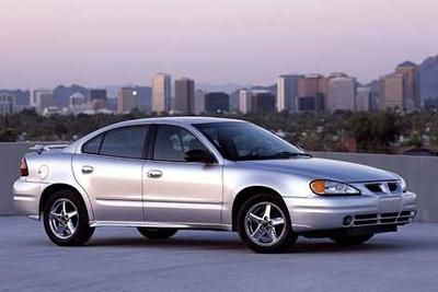 Used 2004 Pontiac Grand Am SE1