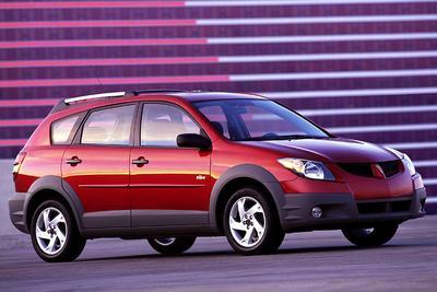 Used 2004 Pontiac Vibe Base