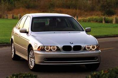 Used 2002 BMW 530 i