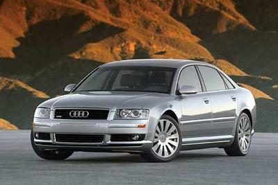Used 2004 Audi A8 L 4.2 quattro