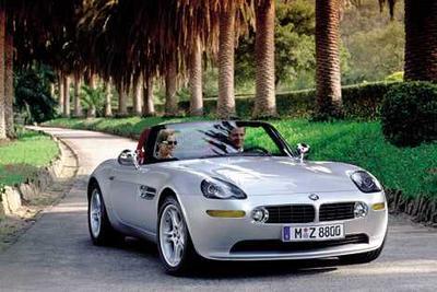 Used 2003 BMW Z8