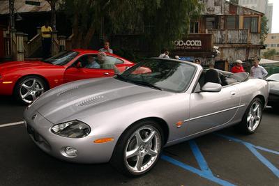 Used 2003 Jaguar XK8