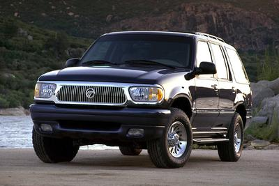 Used 2003 Mercury Mountaineer