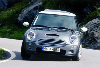 Used 2003 MINI Cooper S