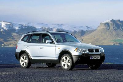 Used 2004 BMW X3 2.5i
