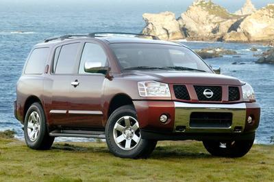 Used 2004 Nissan Armada SE Off-Road