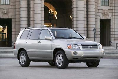 Used 2004 Toyota Highlander W/3RD ROW