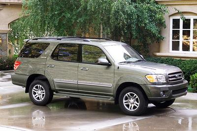 Used 2004 Toyota Sequoia Limited
