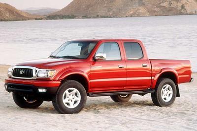 2004 Toyota Tacoma DoubleCab V6 Auto 4WD