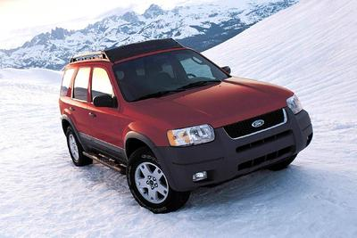 Used 2004 Ford Escape Limited