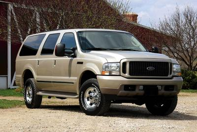 Used 2004 Ford Excursion Eddie Bauer