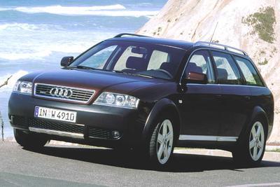 Used 2004 Audi allroad 4.2