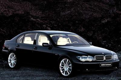 Used 2004 BMW 745 Li
