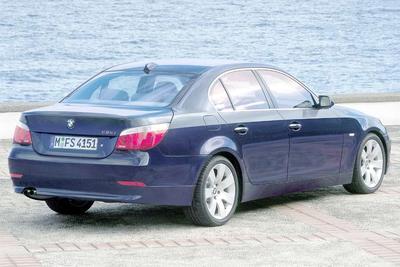Used 2004 BMW 525 i