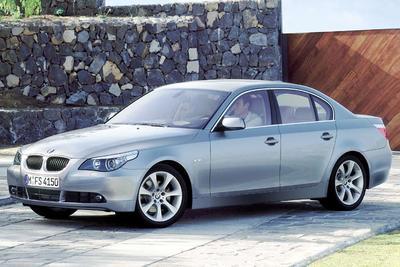 Used 2004 BMW 545 i