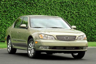 Used 2004 INFINITI I35 Luxury