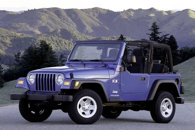 Used 2004 Jeep Wrangler Rubicon