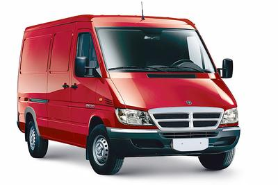Used 2004 Dodge Sprinter EXT