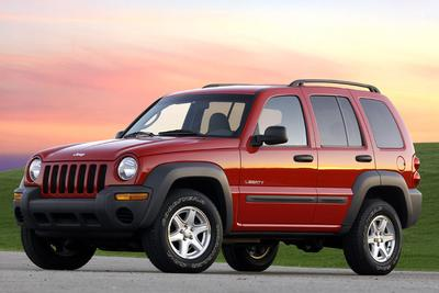 2004 Jeep Liberty Renegade