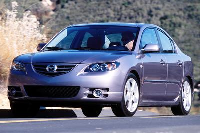 2004 Mazda Mazda3 s
