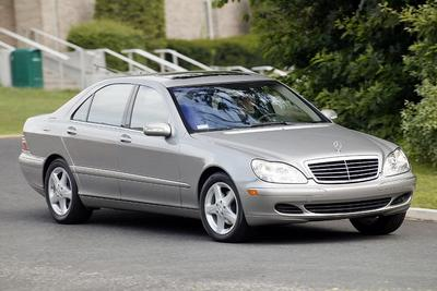 Used 2004 Mercedes-Benz S600
