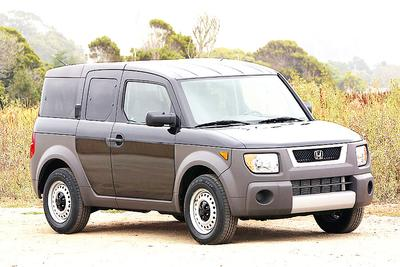 Used 2004 Honda Element LX