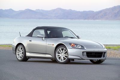 Used 2004 Honda S2000 Base