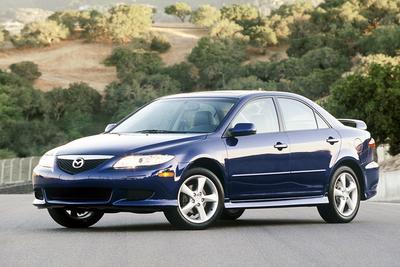 Used 2004 Mazda Mazda6 i
