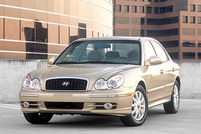 Used 2004 Hyundai Sonata