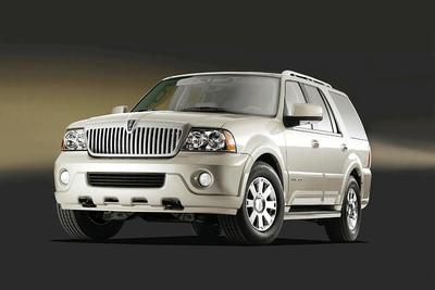 Used 2004 Lincoln Navigator Luxury