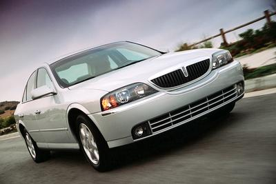 Used 2004 Lincoln LS