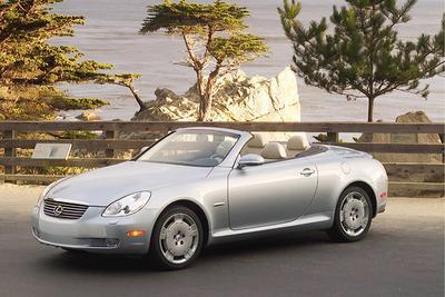 Used 2004 Lexus SC 430
