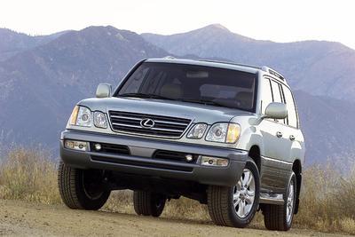 Used 2004 Lexus LX 470