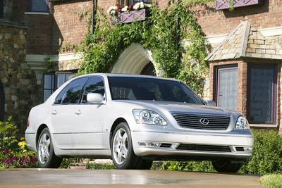 Used 2004 Lexus LS 430 4DR SDN AT