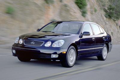 2004 Lexus GS 300