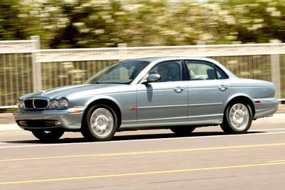 Used 2004 Jaguar XJ8