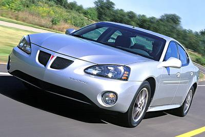 Used 2004 Pontiac Grand Prix GT1
