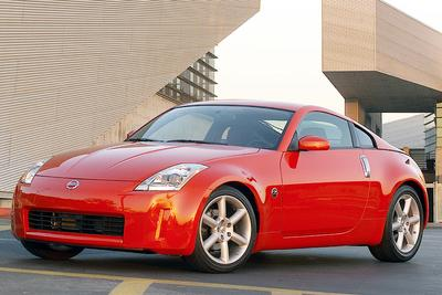 Used 2004 Nissan 350Z Touring