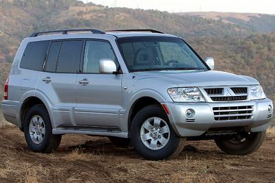 Used 2004 Mitsubishi Montero Limited