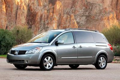 Used 2004 Nissan Quest 3.5 S