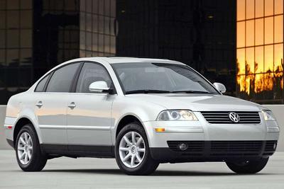 Used 2004 Volkswagen Passat GLX V6 4Motion