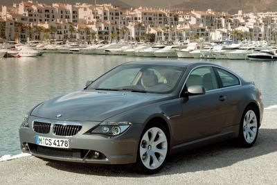 Used 2004 BMW 645 Ci