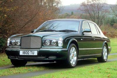 Used 2004 Bentley Arnage T