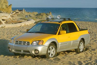 Used 2004 Subaru Baja Sport