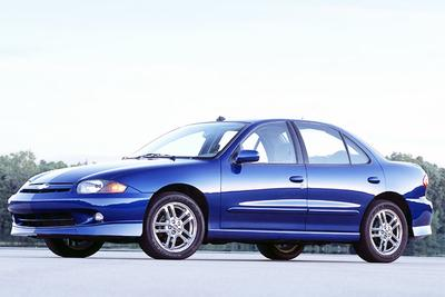 Used 2004 Chevrolet Cavalier Base