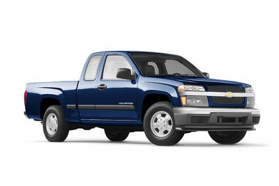 Used 2004 Chevrolet Colorado Base